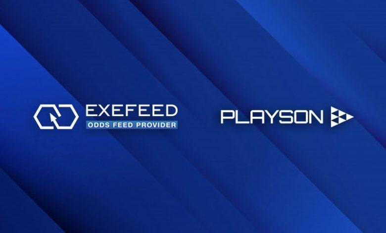 -playson-partners-exefeed-for-more-regularly-buying