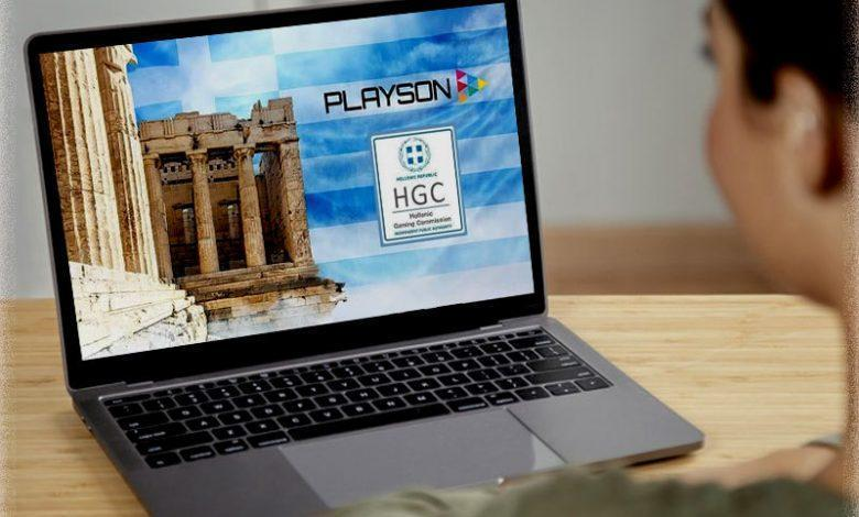 playson-greek-igaming-supplier-licensed